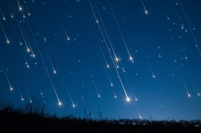 ¿Estás listo para ver este sábado la lluvia de estrellas oriónidas?