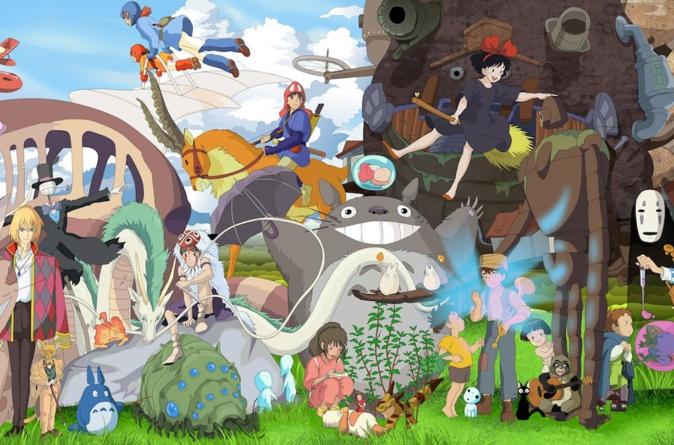 Las películas más representativas de Studio Ghibli llegan a los cines mexicanos a partir de hoy