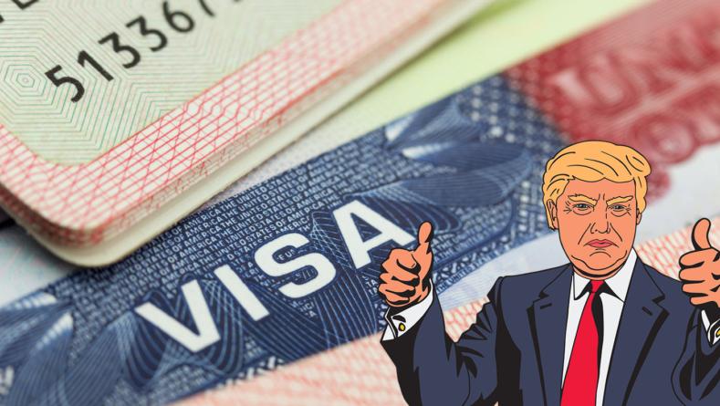 'Quedando bien' con Trump | Plantean nuevo esquema de visado por méritos