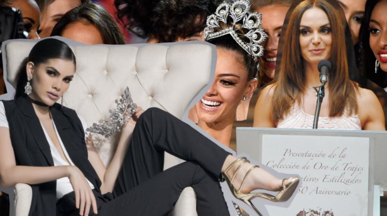 Denisse Franco y la gran duda de Miss Universo   ¿Lupita Jones bloqueó el sueño de la sinaloense?