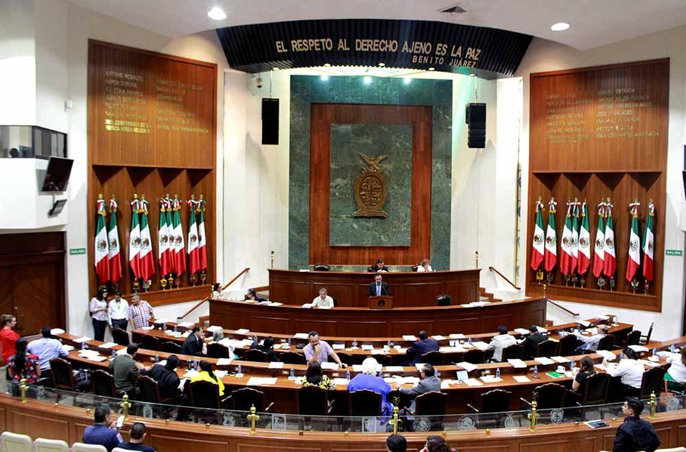 LXI Legislatura del H. Congreso del Estado de Sinaloa