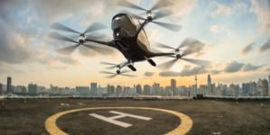 ¿Taxis voladores? | Uber y la NASA trabajarán en conjunto para volver realidad esta utopía futurista