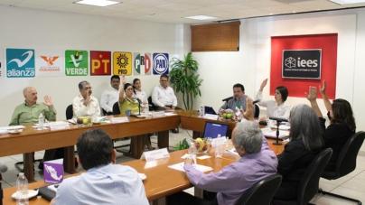 Aprueba Instituto Electoral lista de consejeros electorales para elecciones del 2018