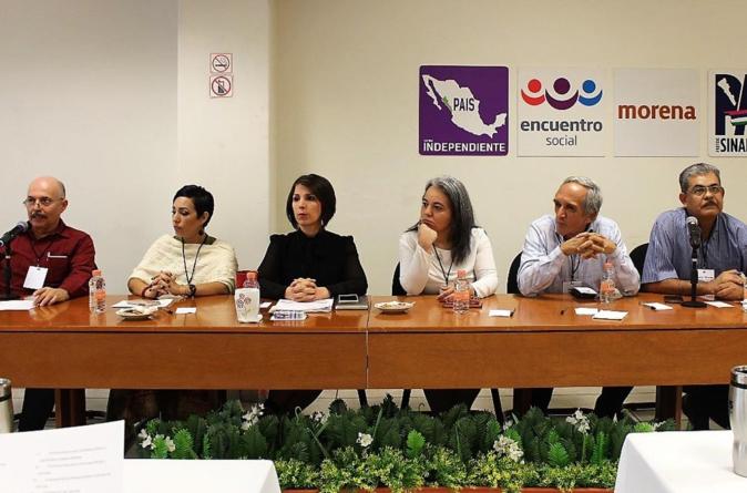Asegura IEES paridad de género en consejeros electorales para las elecciones del 2018