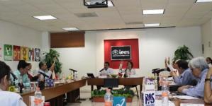 ¡Que empiece el bombardeo electoral! | Aprueba IEES 372,096 spots de radio y TV a partidos