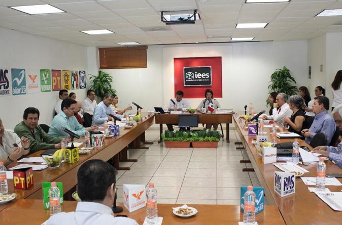 IEES abre hoy convocatoria a candidaturas independientes para las elecciones del 2018