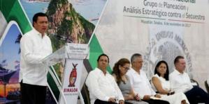 """""""El objetivo es reducir el secuestro a tasa cero"""": Osorio Chong"""