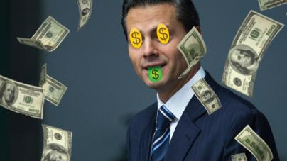 Mexicanos de primera y de segunda | EPN ganará 3 millones 115,531 pesos, mientras tú…