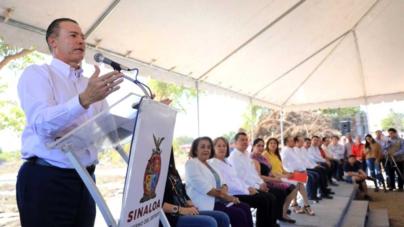Desazolve de río y puente vado darán certidumbre a productores y habitantes de Guasave