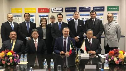 Gobierno del Estado reporta 681 mil pesos de gastos en misión comercial a Japón