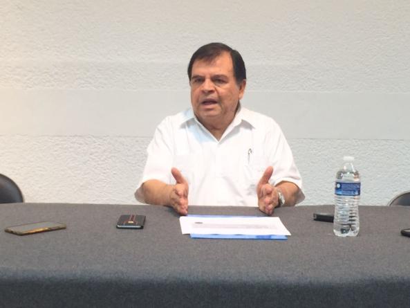 Candidaturas ciudadanas no desplazan a partidos: Francisco Solano