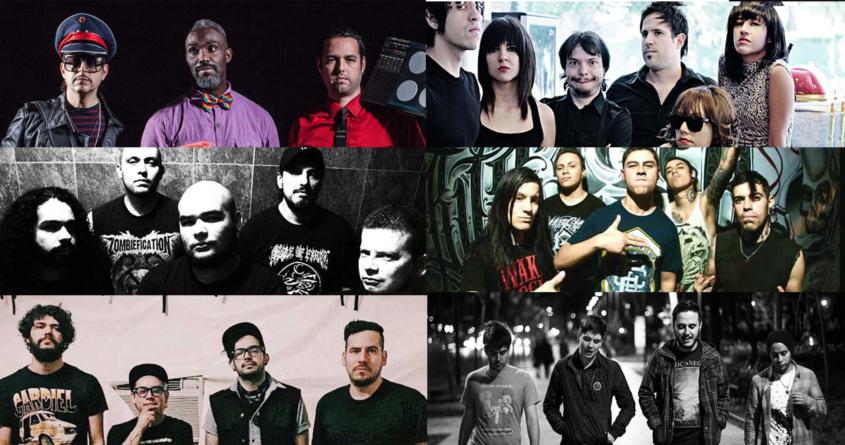 XX Festival de Rock | Regresan Resorte, Descartes a Kant, Joliette y HKBO
