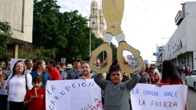 Siete propuestas de 'Recias' contra la corrupción en Sinaloa