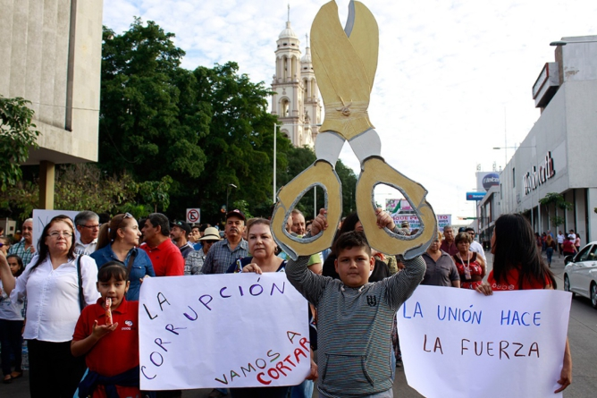 Tema de la semana | Combatir la corrupción en Sinaloa, o ser parte de ella