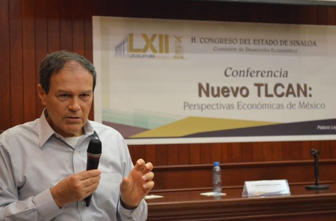 """""""Con TLCAN o sin TLCAN México seguirá comerciando con Estados Unidos"""": SE"""