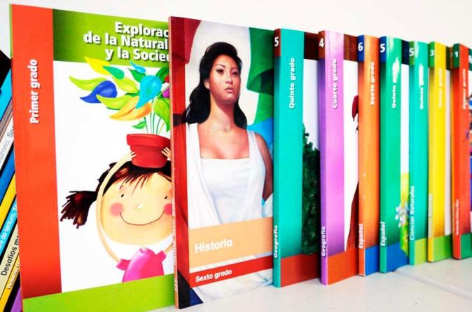 Ya puedes consultar los libros de texto gratuitos de la SEP en línea