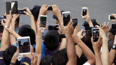 A partir de ahora todos los 'smartphones' en México deberán tener acceso a una red compartida