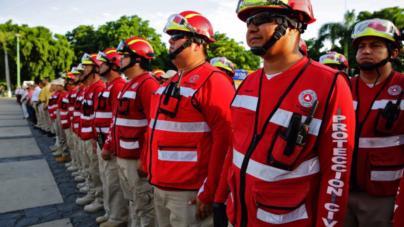 2017: el año del fortalecimiento estructural para Protección Civil
