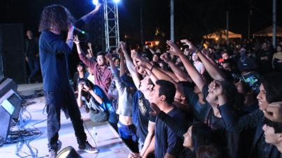 Con sabor a nostalgia cierra la XX edición del Festival de Rock Sinaloa