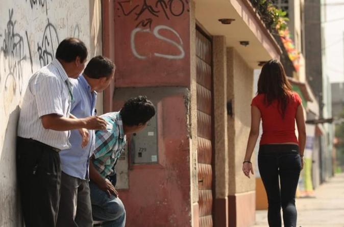 Feministas alteradas emprenden campaña contra el acoso callejero