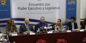 Los sinaloenses debemos felicitarnos por tener a la UAS: Quirino Ordaz Coppel