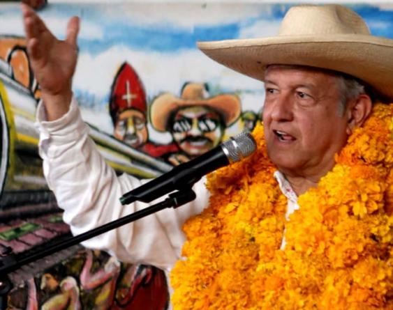 Plantearía AMLO amnistía a líderes de cárteles con tal de que haya paz en México