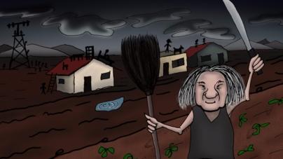 Los cuentos de Chema Rincón | Machete y escoba: remedios para huracanes