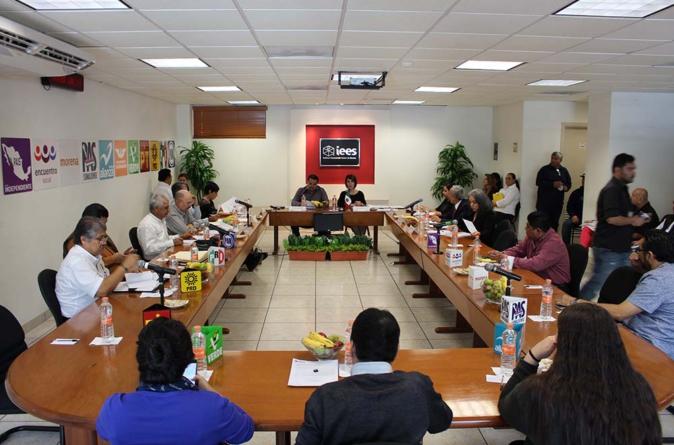 Comienzan los jaloneos políticos | PRI y PAN presentan las primeras quejas ente el IEES