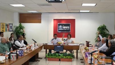 Acuerda IEES reducir al 13% los topes de gastos de precampañas locales para 2018