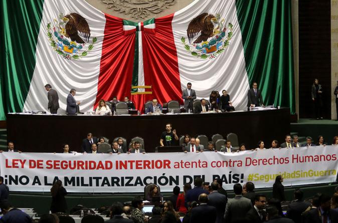 Reporte ESPEJO | Ley de Seguridad Interior: el miedo a que la tuerzan