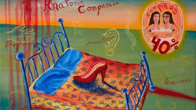 Modulaciones | Un recorrido por la historia reciente de la pintura contemporánea