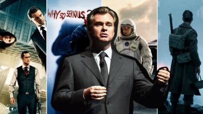 Reflexión cinéfila | Las 5 imperdibles de Christopher Nolan