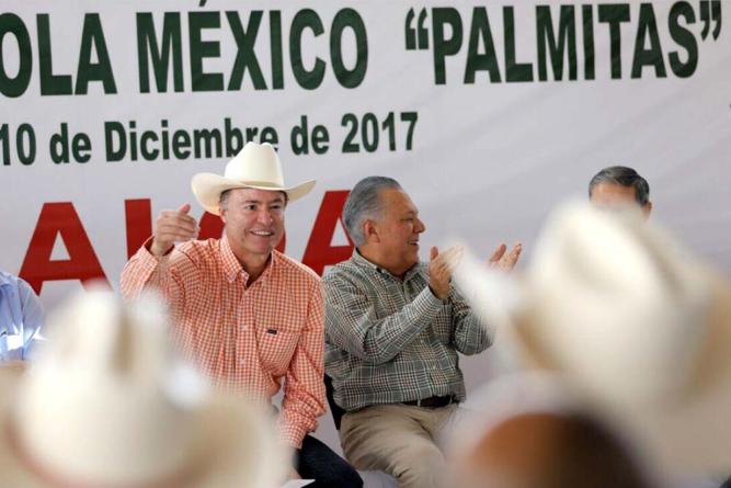 "Reaparece Jesús Aguilar: ""Ni yo me ocupé de las sindicaturas como Quirino"", admite"