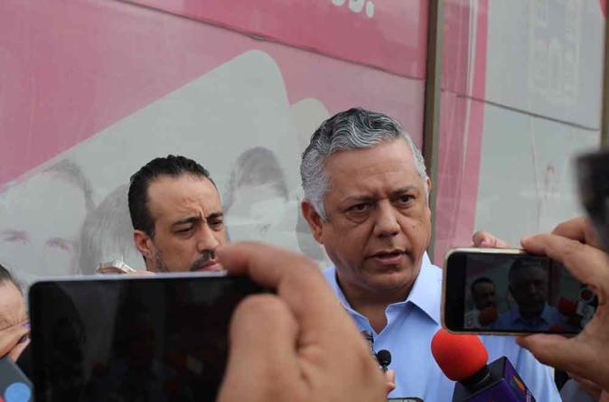 Fiscalía se deslinda de perdón a Armando Villarreal