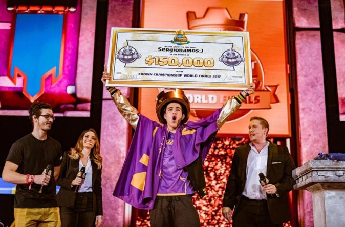 #Ciberdeportes | Primer campeón mundial de Clash Royale es mexicano y ya ganó 150,000 dólares