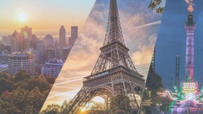 Ranking mundial de las mejores ciudades para irte de intercambio el próximo año