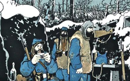 Tregua de Navidad I | El mejor de los días en la peor de las guerras