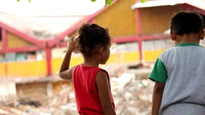 Recuerdan nuevos sismos y UNICEF que niños afectados por terremotos necesitan apoyo psicoemocional