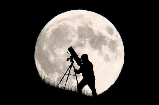 Alisten sus cámaras | Habrá superluna la primera noche del 2018
