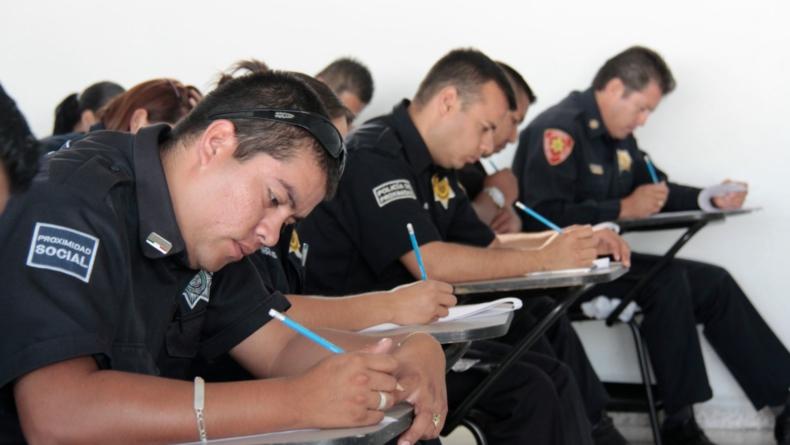 Reporte ESPEJO | Examen de evaluación a policías, inhibidor en seguridad pública