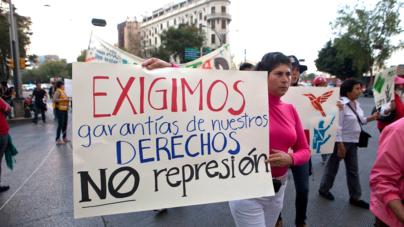 Instituciones estatales, las principales violadoras de derechos humanos