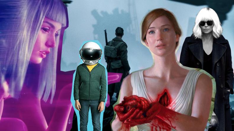 Reflexión cinéfila | Conquistaron la crítica y las taquillas; ¿cuáles son las mejores películas del 2017?