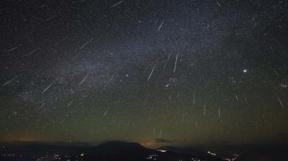 Esta noche hay lluvia de estrellas Gemínidas, un espectáculo previo a las fiestas navideñas