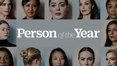 Es tiempo de romper el silencio | La persona del año de TIMES es…