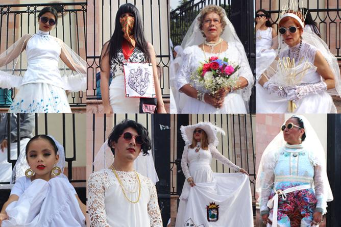 Conoce a las mujeres que revivieron la leyenda de 'La novia de Culiacán'