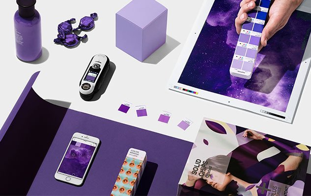 Ultra Violet | El color del 2018 para el instituto del color Pantone