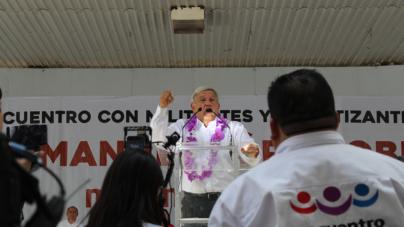AMLO en Culiacán | 'Vamos en primer lugar a nivel nacional y también en Sinaloa'