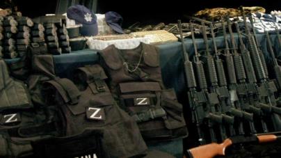 Armas por doquier… un Sinaloa armado y furioso