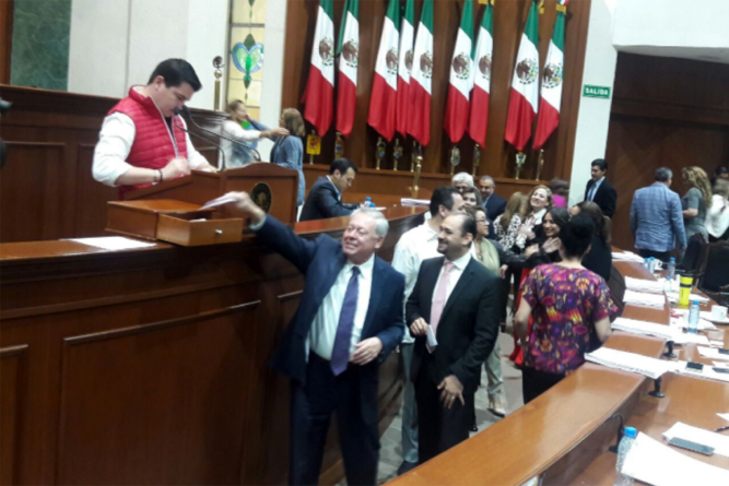Reporte ESPEJO | Paso a pasito, el Sistema Estatal Anticorrupción