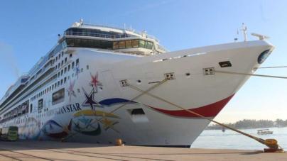 Turismo de cruceros | Llega a Mazatlán el primero del año y se esperan dos más